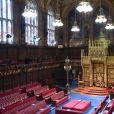 La reine d'Angleterre va prononcer son discours d'ouverture de la session parlementaire à la Chambre des lords au palais de Westminster à Londres, Royaume Uni, le 11 mai 2021.