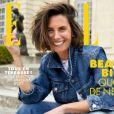 Couverture du magazine ELLE avec Alessandra Sublet, édition du 14 mai 2021