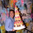 Exclusif - Alessandra Sublet lors de la soirée de lancement du Fridge, le nouveau comedy club de Kev Adams à Paris le 24 septembre 2020. © Rachid Bellak / Bestimage