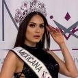 Andrea Meza, notre nouvelle Miss Univers 2020, prend la pose sur Instagram avant son sacre. Cette ingénireure en informatique est particulière engagée dans le féminisme, vegan et patronne de sa propre marque de vêtements.