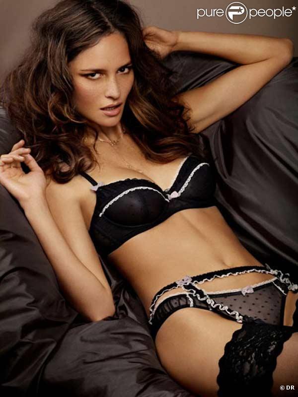 Pania Rose pour la lingerie Myla