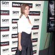 La ravissante Eva Mendes, à l'occasion de l'avant-première de Bad Lieutenant, qui s'est tenue au SVA Theatre de New York, le 8 novembre 2009.