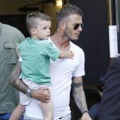 Cruz Beckham : Avec sa nouvelle crête iroquoise, c'est le parfait sosie de... David !