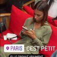 Simon Castaldi passe la soirée avec son ex Giuseppa à Paris - Instagram