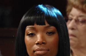 La chanteuse Brandy : elle évite la prison... à coups de gros chèques ! Chronique de la justice américaine...