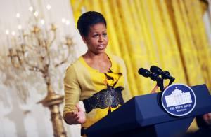 Michelle Obama s'offre un nouveau style très étonnant... mais réussi !