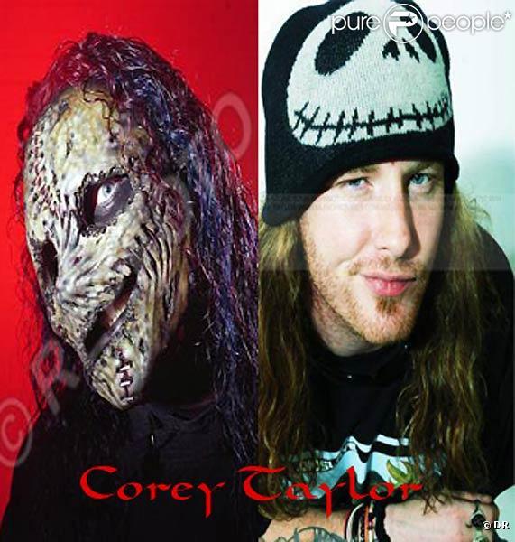 corey taylor slipknot. Corey Taylor de Slipknot