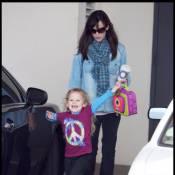 Quand Jennifer Garner porte des chaussures à talons, sa petite Violet est complètement... survoltée !