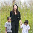 Les enfants de Brad Pitt et Angelina Jolie : Maddox et Pax
