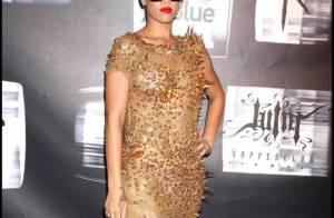 Rihanna : Pour sa soirée, elle était brillante mais... très piquante !