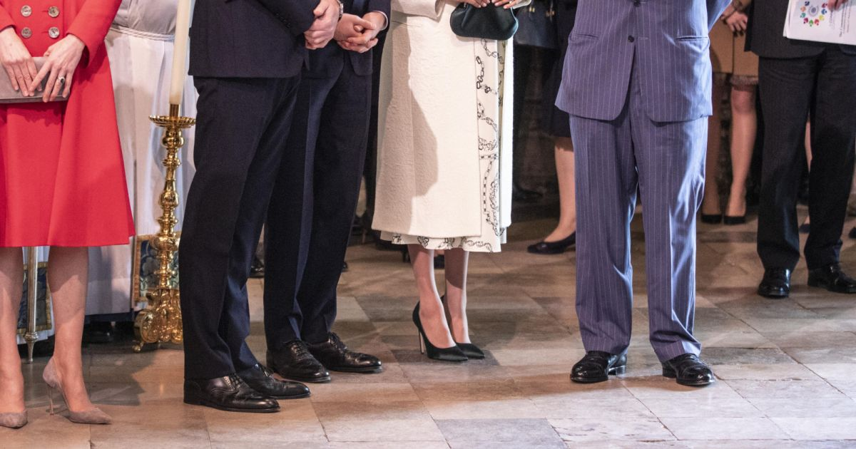 Catherine Kate Middleton, duchesse de Cambridge, le prince