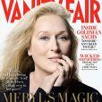 Meryl Streep pour  Vanity Fair , janvier 2010.