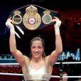 Myriam Lamare, championne de boxe, sera dans Koh Lanta, le choc des héros