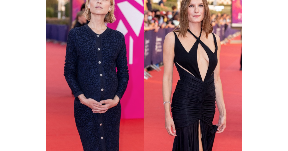 Clémence Poésy enceinte, Ana Girardot en robe risquée : elles enflamment Deauville