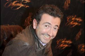 Gérald Dahan victime d'un malaise... Il annule son spectacle ? Non, le pauvre, il est en deuil... (réactualisé)
