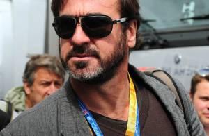 Eric Cantona : Un jeune papa pour...