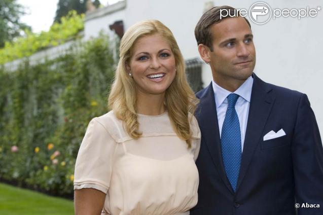 Madeleine de Suède et son futur époux Jonas Bergström emménageront à la villa Parkudden après leur mariage...
