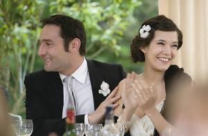 Regardez Mélanie Doutey et son compagnon Gilles Lellouche... lors de leur mariage problématique !