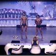 Après la prestation des charmeurs de feu (Kevin et Blaise), le jury part en vrille : Smaïn et Gilou se disputent !