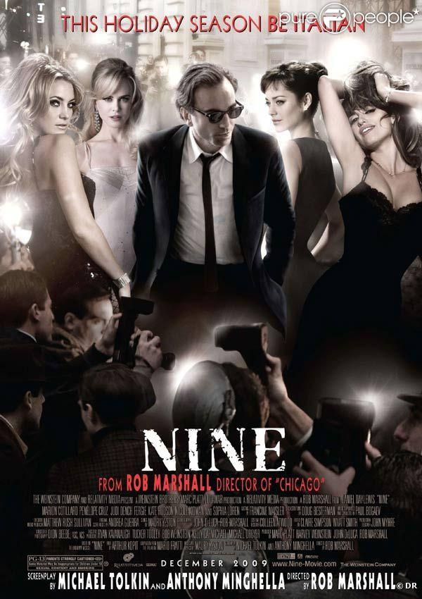 Nine, la comédie musicale de Rob Marshall