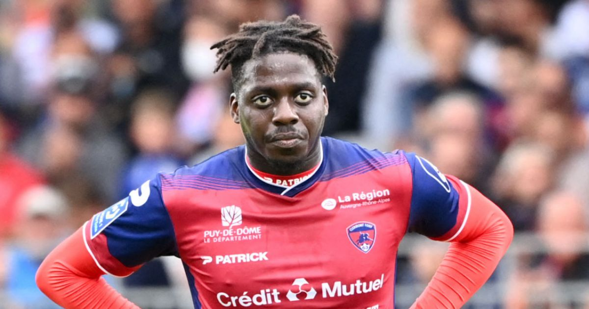 """""""I panicked"""": Arrested, Mohamed Bayo (Clermont Foot) comes out of silence"""