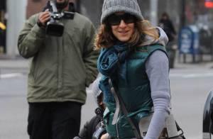 Sarah Jessica Parker : Une maman au top... mais un look plutôt flop !