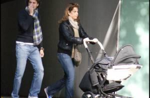 Arantxa Sanchez : Son adorable bébé a hérité des cheveux de sa maman... Elle est à croquer !