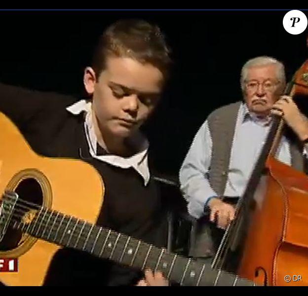 Swan Berger, le petit prodige du jazz, n'a que 12 ans et séduit déjà les plus grands !