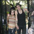 Amy Winehouse et Blake Fielder Civil