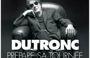 Jacques Dutronc : Sa tournée sera... rock'n'roll, et