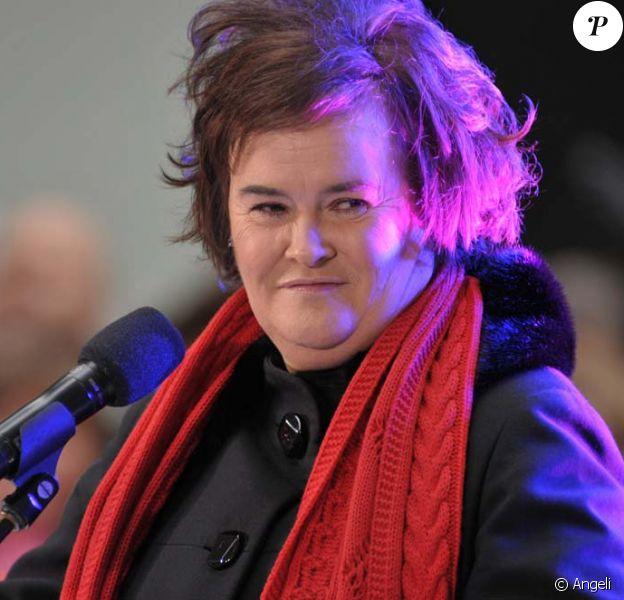 Susan Boyle triomphe au Japon et chantera bientôt avec Andrea Bocelli.