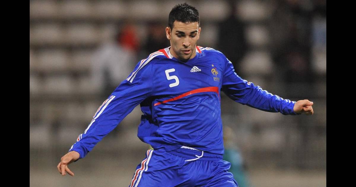 Adil Rami, le footballeur de Lille, a séduit les Françaises - Purepeople