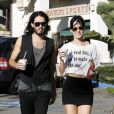 Katy Perry et Russell Brand sont fiancés !