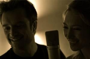 Découvrez Laura Smet et David Hallyday en studio pour... leur duo !