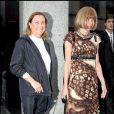 Miuccia Prada et Anna Wintour