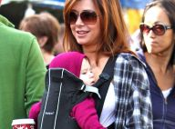 "Alyson Hannigan de ""Buffy"" et ""How I met Your Mother"" : trop craquante avec son bébé et son mari !"