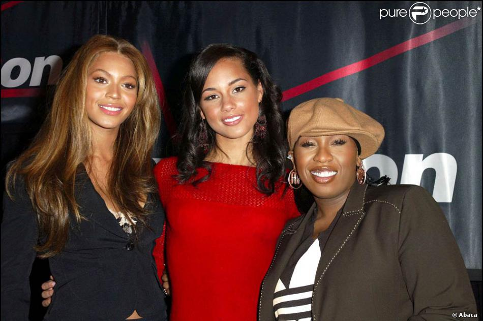 beyonc233 knowles alicia keys et missy elliott en 2004