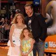 Joey Fatone, son épouse Kelly Baldwin et leur fille Briahna
