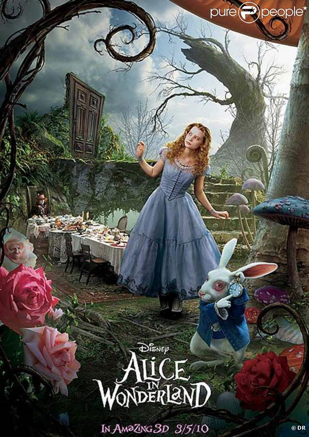 alice au pays des merveilles le film v nement de tim burton va vraiment faire du bruit. Black Bedroom Furniture Sets. Home Design Ideas