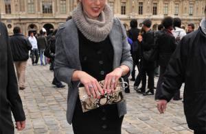 Photos : Défilé Vuitton : the place to be pour les people...