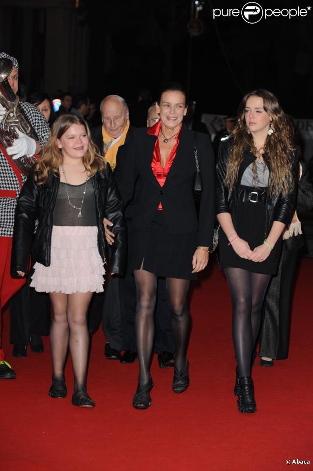 princess stephanie 2011. Princess Stephanie 2011.