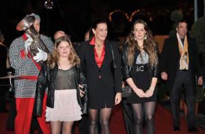 Regardez Stéphanie de Monaco radieuse avec ses filles Pauline et Camille !