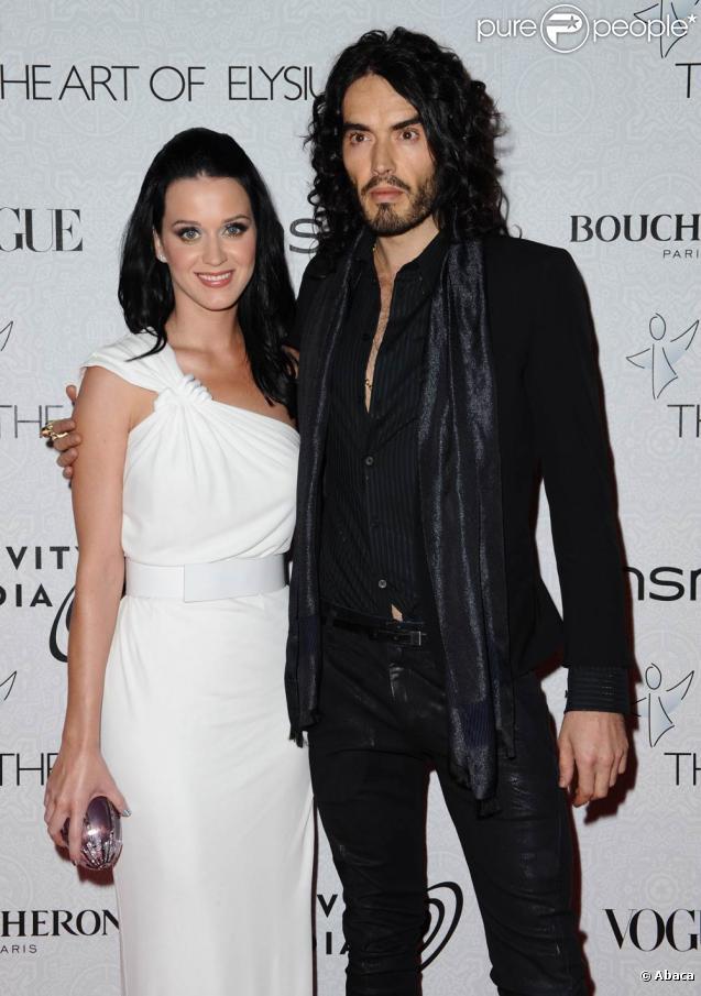 Katy Perry couple