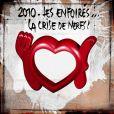 La Crise de Nerfs , le nouvel album des Enfoirés, dans les bacs en mars 2010.