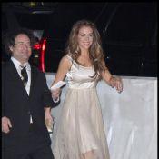 Alyssa Milano : Dans sa robe de bal, Cendrillon nous cacherait-elle un... heureux évènement ?
