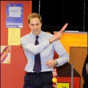 Le prince William, toujours en vadrouille, ne cesse de déchaîner les passions !