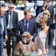 Le prince William rend visite aux habitants du quartier de Redfern, à Sydney, en Australie. 19/01/2010