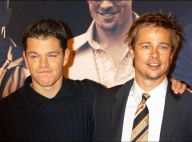 Brad Pitt et Matt Damon sont décidément inséparables ! La preuve !