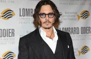 Johnny Depp : L'homme le plus sexy du monde a sa fille... dans la peau !