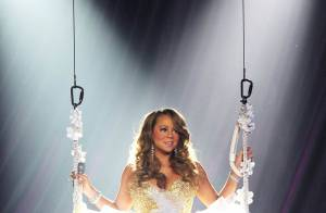 Mariah Carey : Elle se plaît à jouer les princesses... au généreux décolleté  !